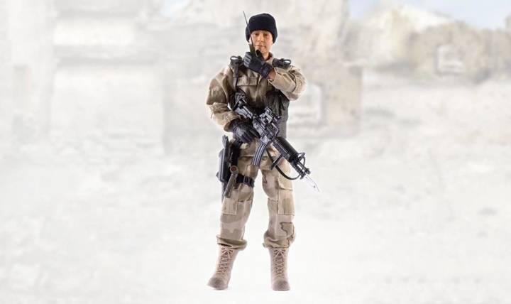 Figurka wojskowa 90200E