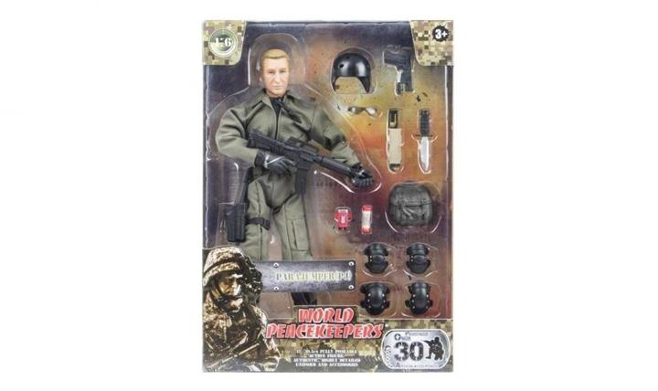 Figurka wojskowa 90200H