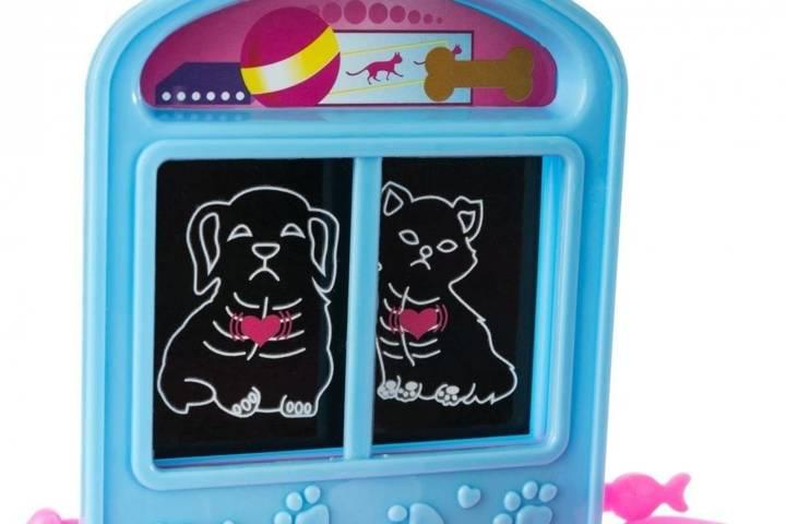Lalka Anlily - Sklep dla zwierząt - brunetka