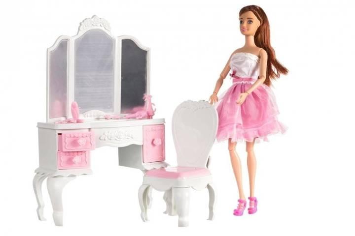 Lalka Anlily - Toaletka księżniczki