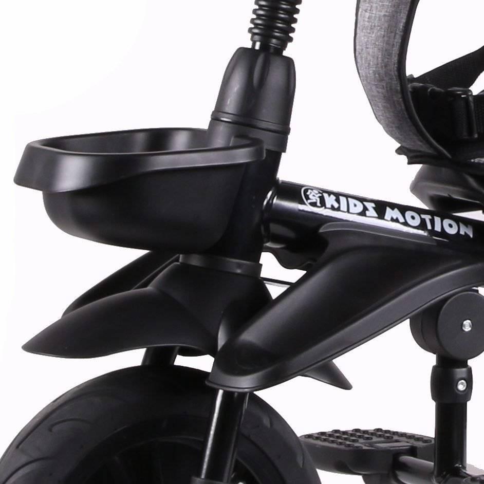 Rowerek trójkołowy Tobi Be Move - obracany, składany