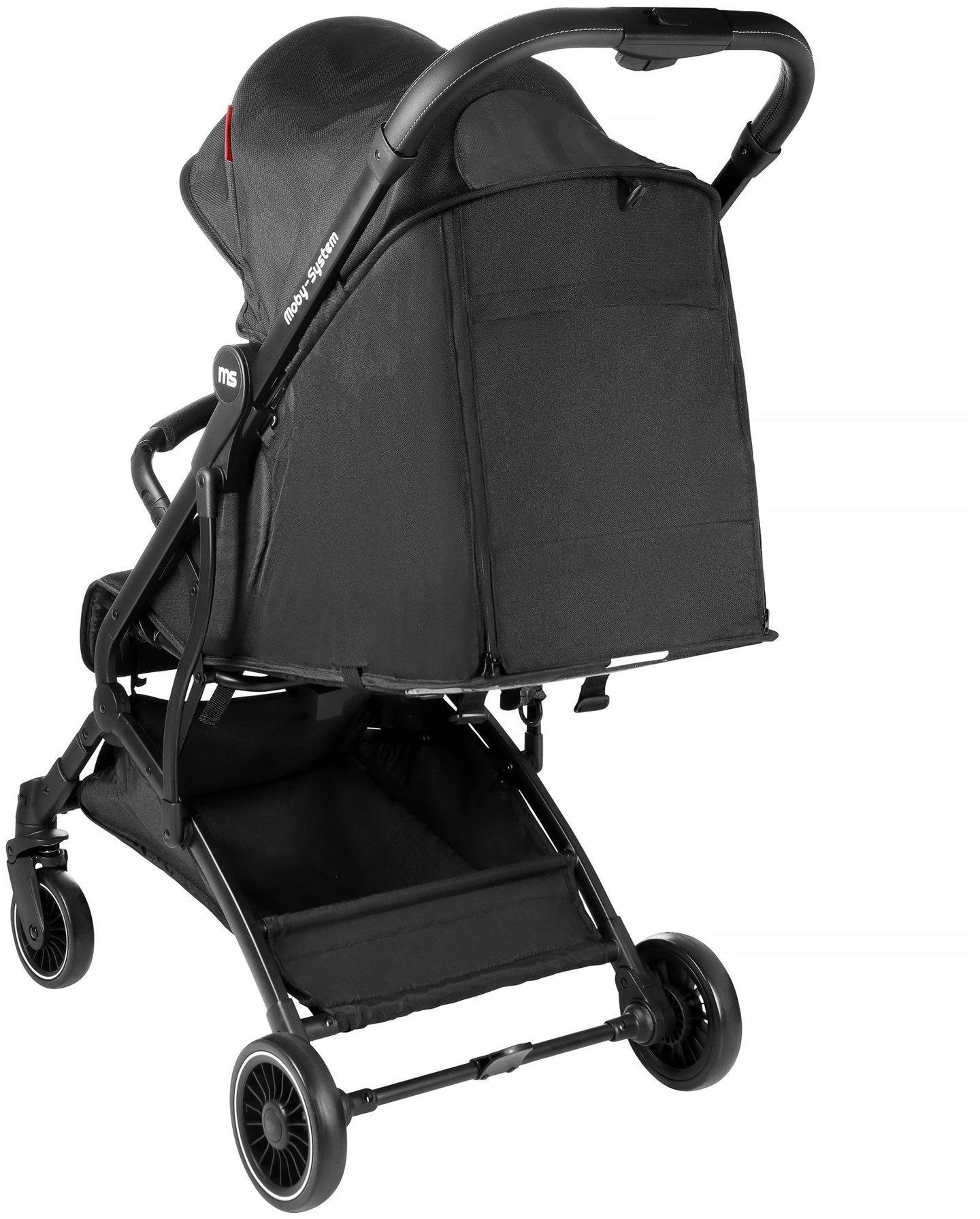 Wózek spacerowy dziecięcy Moby-System LENA